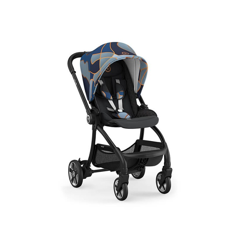 Kiddy Evostar Light 1 Urban Camo Wózek Głęboko-Spacerowy
