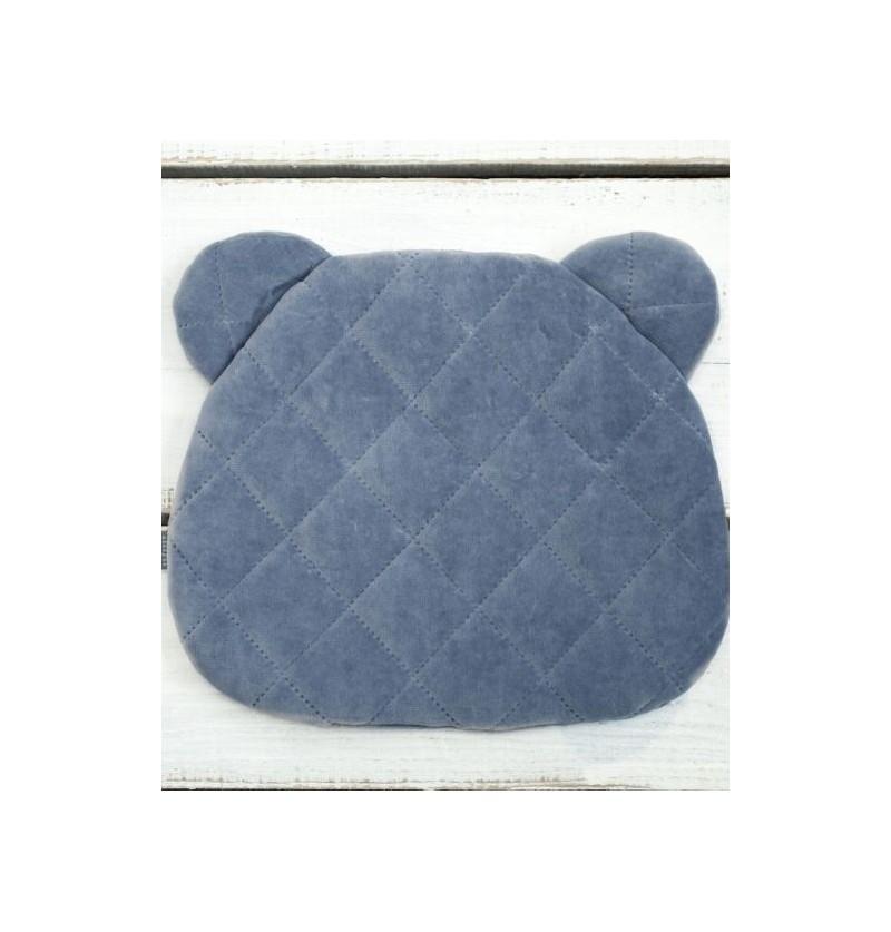 Sleepee Misiowa Poduszka Denim Blue