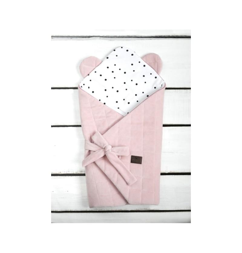 Sleepee Rożek niemowlęcy Royal Baby Pink