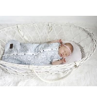 Sleepee Śpiworek NewBorn Grey