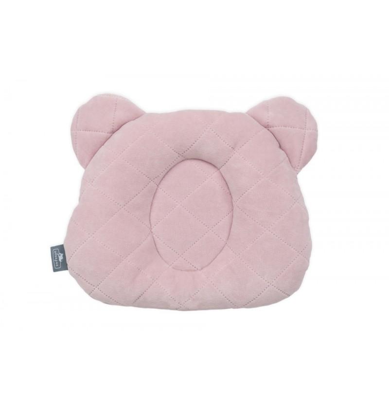 Sleepee Misiowa Poduszka Z Wgłębieniem Pink