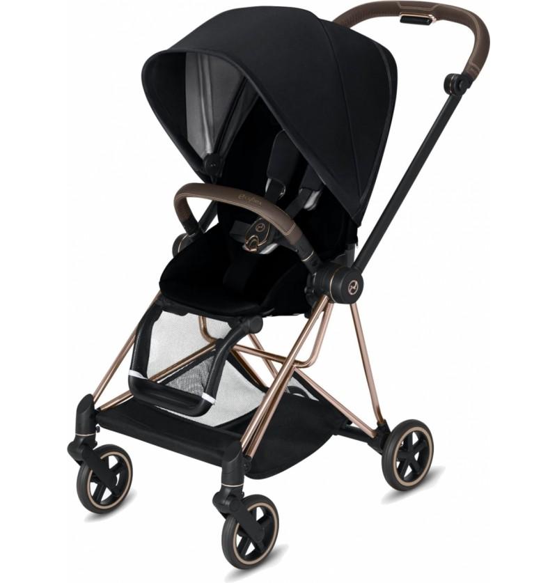 Cybex Mios 2.0 Premium Black Wózek Spacerowy