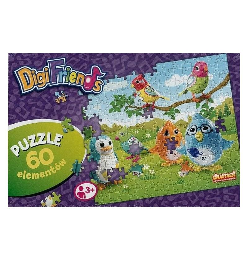 Dumel Puzzle 60 Elementów