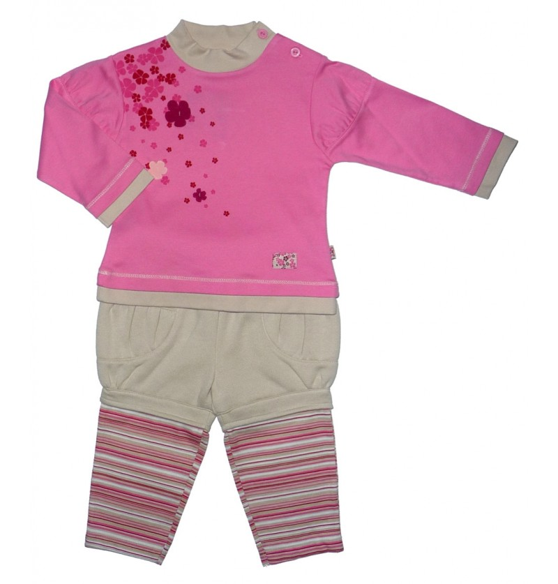 Komplet Bluzka Spodnie