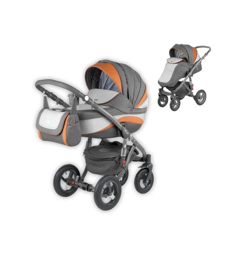 Adamex Barletta NEW Wózek Dziecięcy 2w1