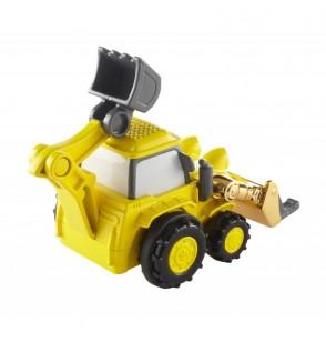 Fisher-Price Bob Budowniczy Pojazd pociągnij i jedź Scoop DGY50