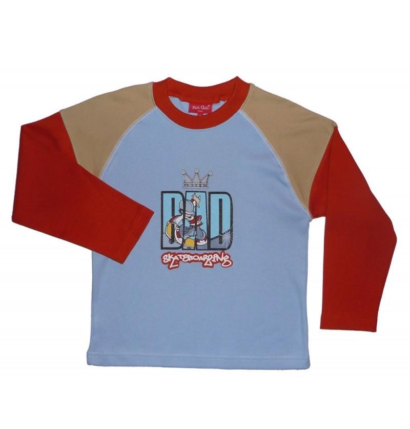 Bluza dres SKATE dla chłopca