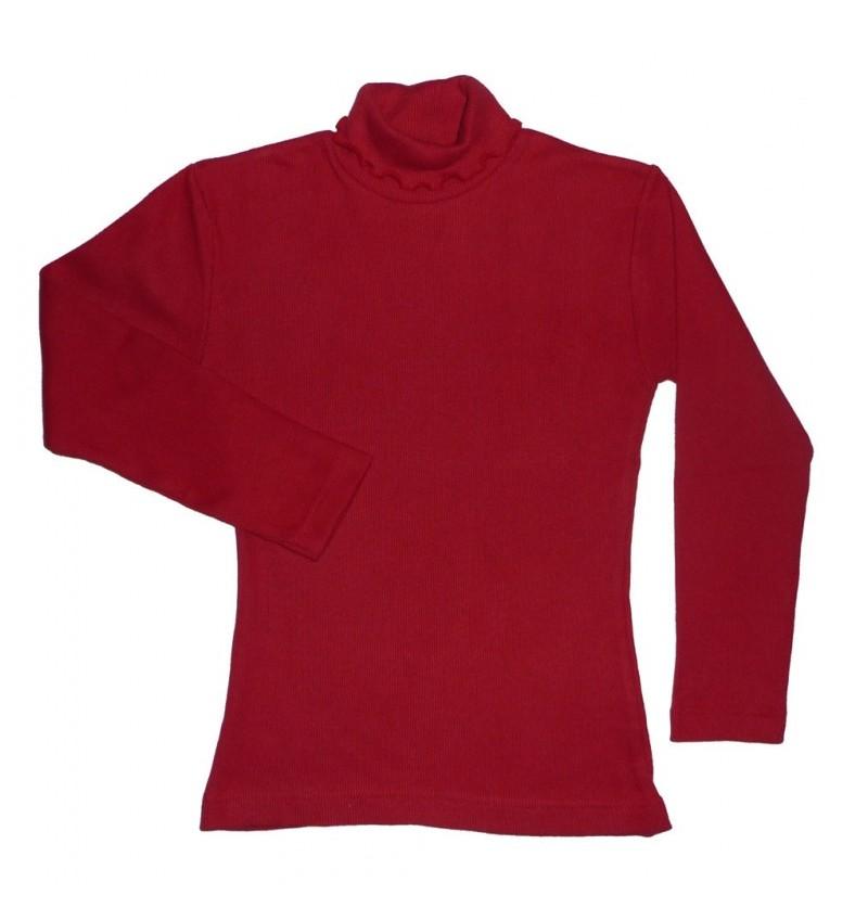 Golf Bluzka Sweter dla dziewczynki
