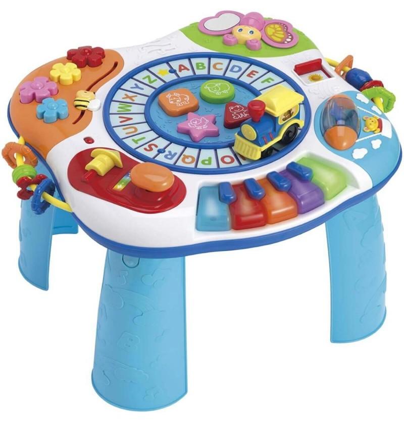 Smily Play- 0801 Edukacyjny Stoliczek