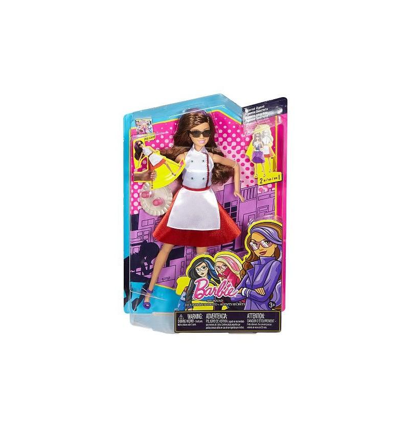 Barbie agentki przyjaciółki DHF07