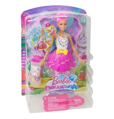 Barbie bąbelkowa wróżka DVM95