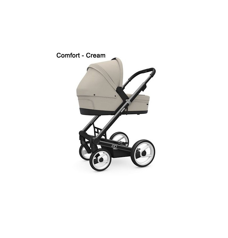 Wózek głęboki Mutsy Igo Comfort