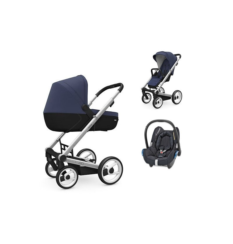 Wózek 3w1 Mutsy Igo Lite + fotelik Maxi-Cosi CabrioFix