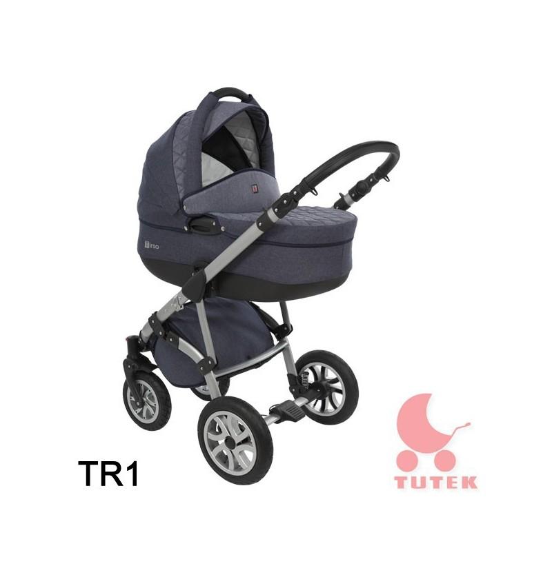 Wózek 2w1 Tutek Tirso / Tirso ECO