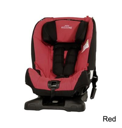 Axkid Kidzone Red Fotelik Samochodowy 9-25kg