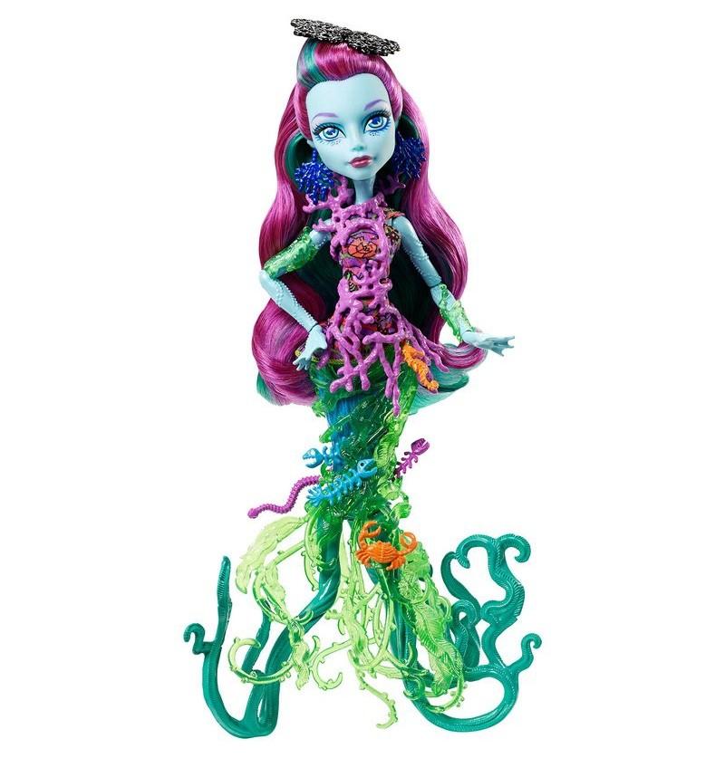 Monster High Straszyprzygoda Posea Reef DHB48