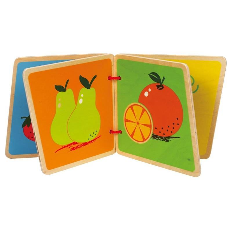 Hape Książeczki owoce 0039