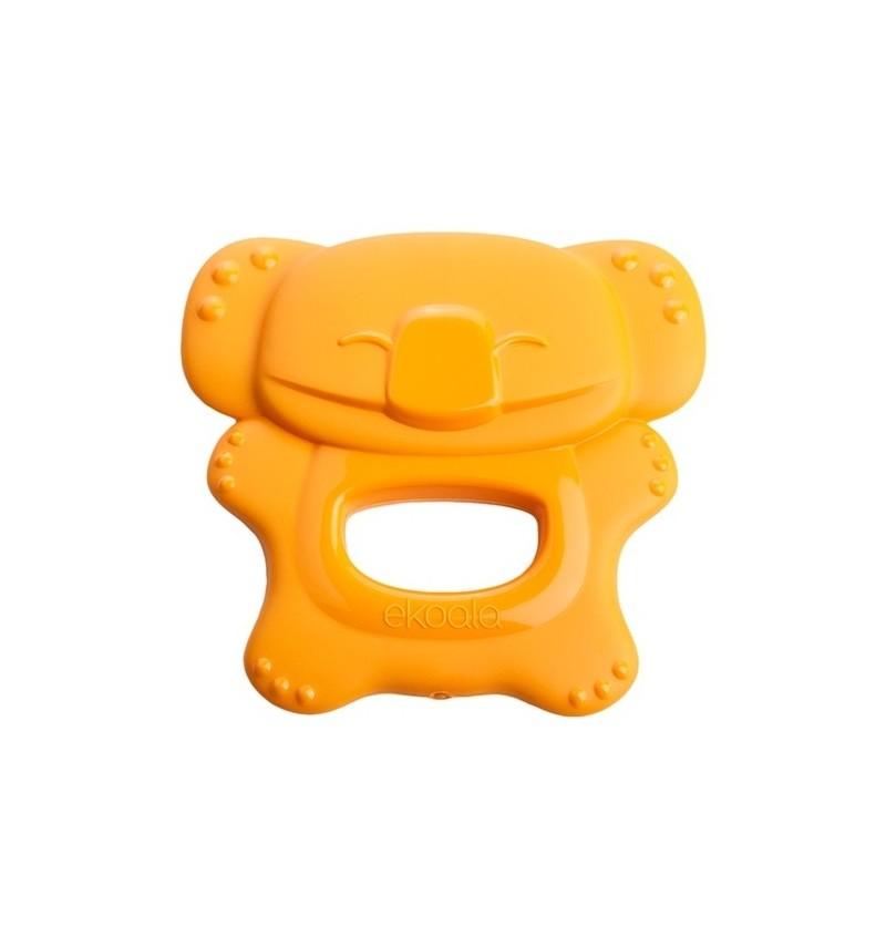 Ekoala gryzak bio 003 031 pomarańczowy