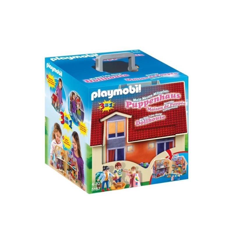 Playmobil 5167 Domek Dla Lalek