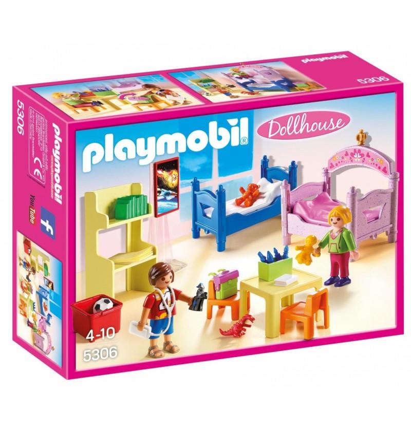 Playmobil 5306 Kolorowy pokój dziecięcy