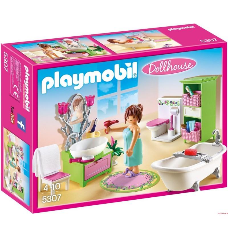 Playmobil 5307 Romantyczna łazienka