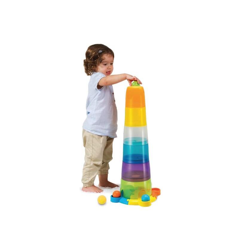 Wieża z piłeczkami Smily Play 0737