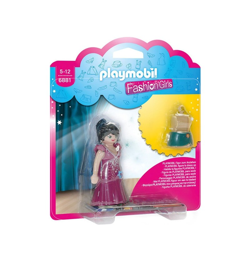 Playmobil 6881 Fashion Girl Party