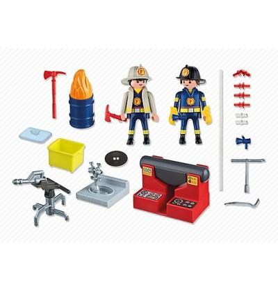Playmobil 5651 Skrzyneczka Strażacy