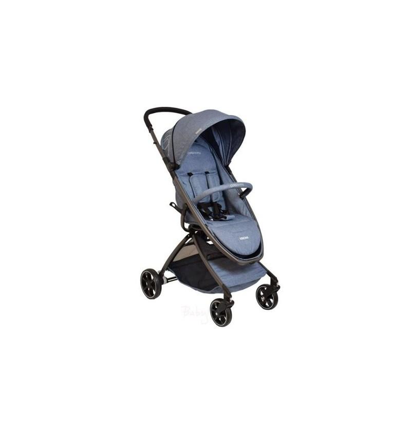 Wózek spacerowy Coto Baby Verona Comfort Line Jeans