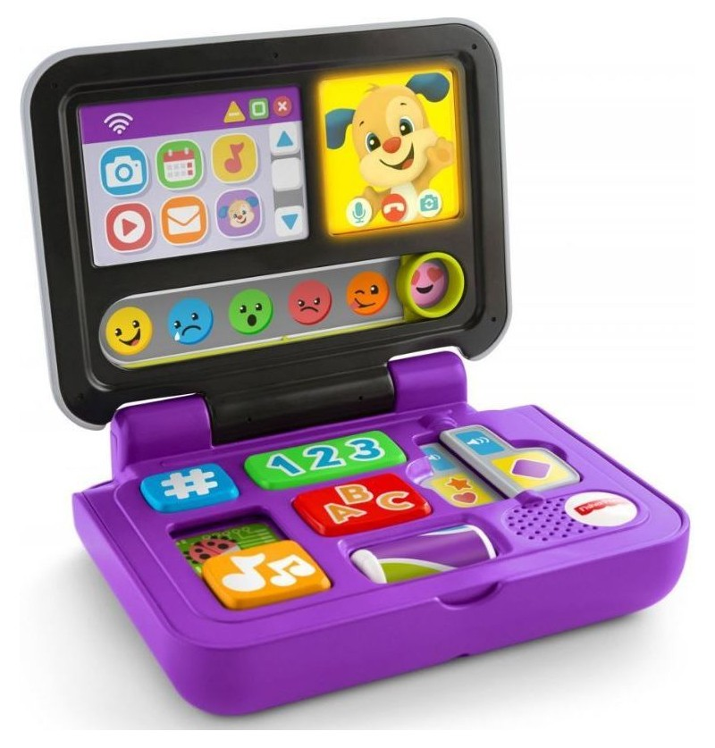 Fisher Price Laptop Malucha...