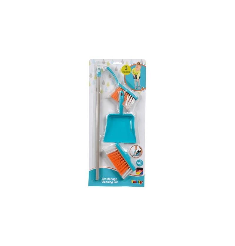 Smoby- Zestaw do Sprzątania 330307