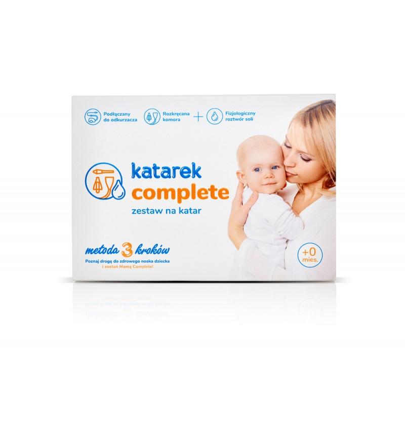 Katarek- Aspirator Complete