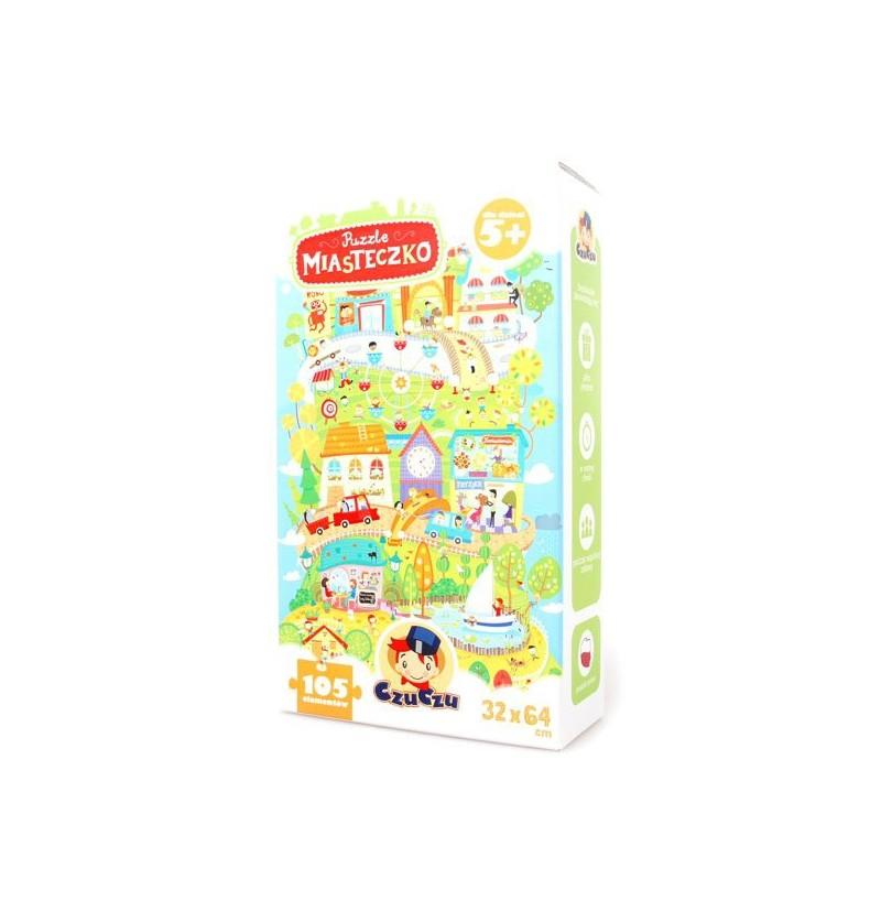 Czuczu- 6405 Puzzle Miasteczko