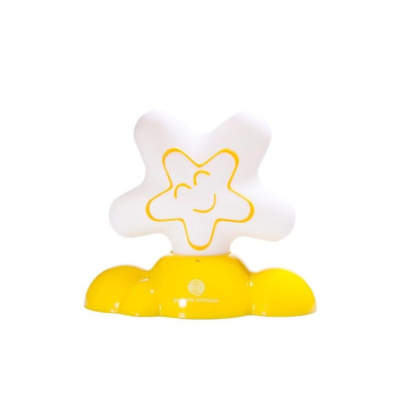 Quaranta Lampka nocna żółta QS0150002