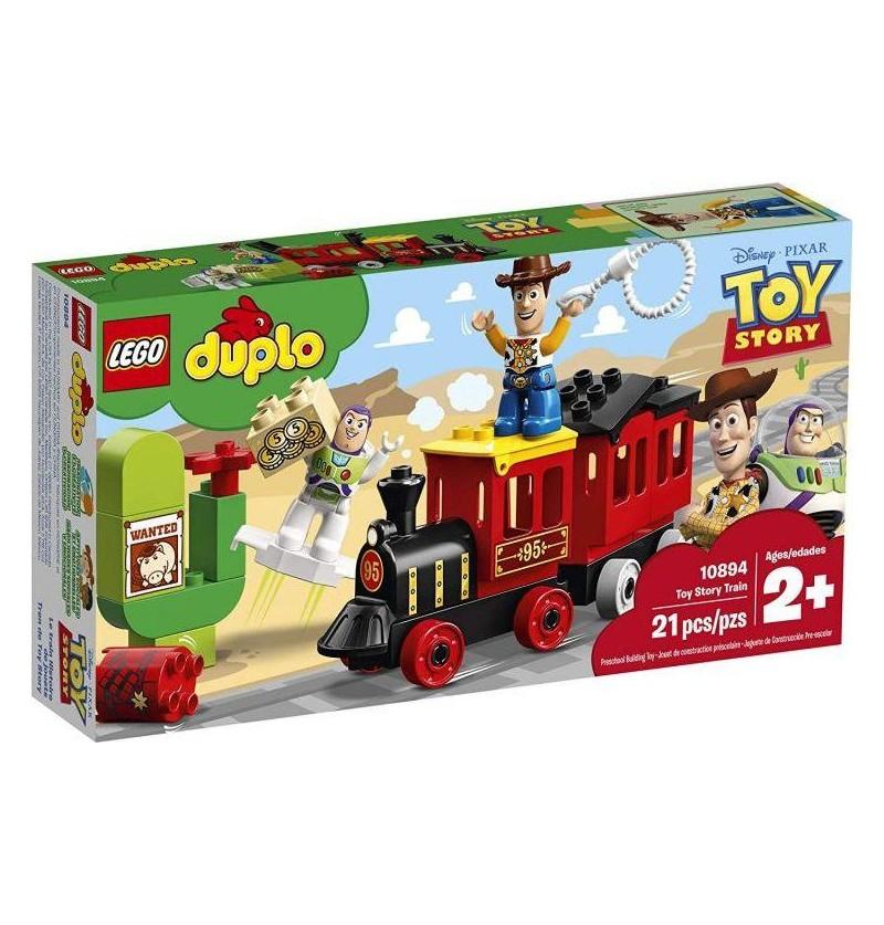 Lego Duplo 10894 Pociąg Z...