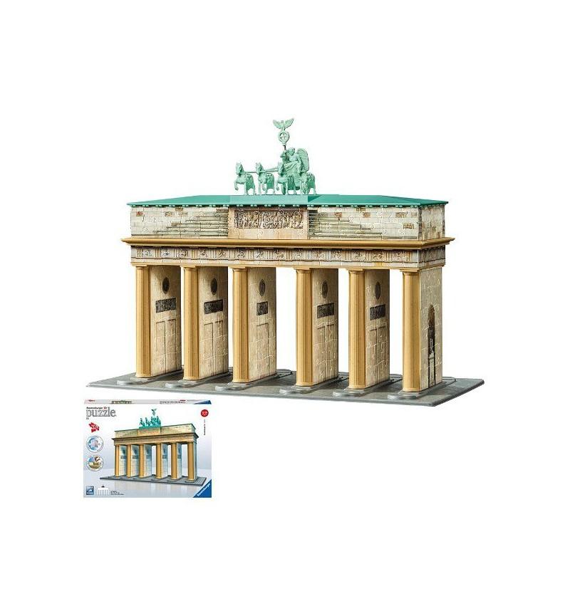 Ravensburger 3D Brama Brandenburska 125517