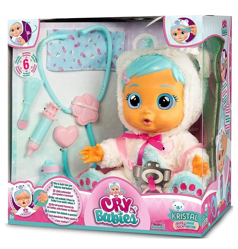 Cry Babies- IMC098206 Lalka...