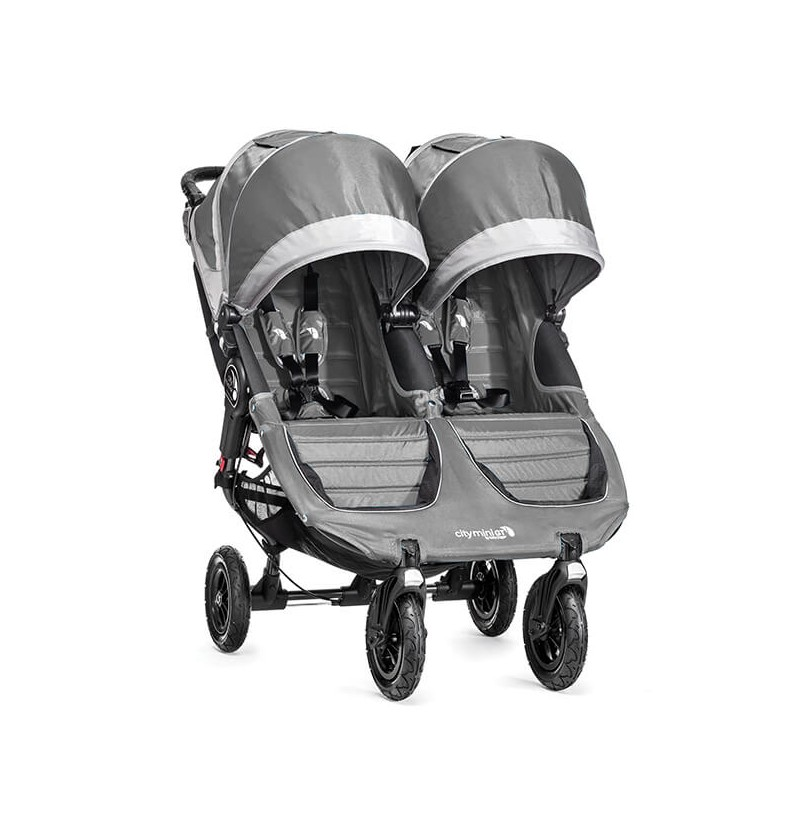 Baby Jogger City Mini Double GT Wózek Bliźniaczy