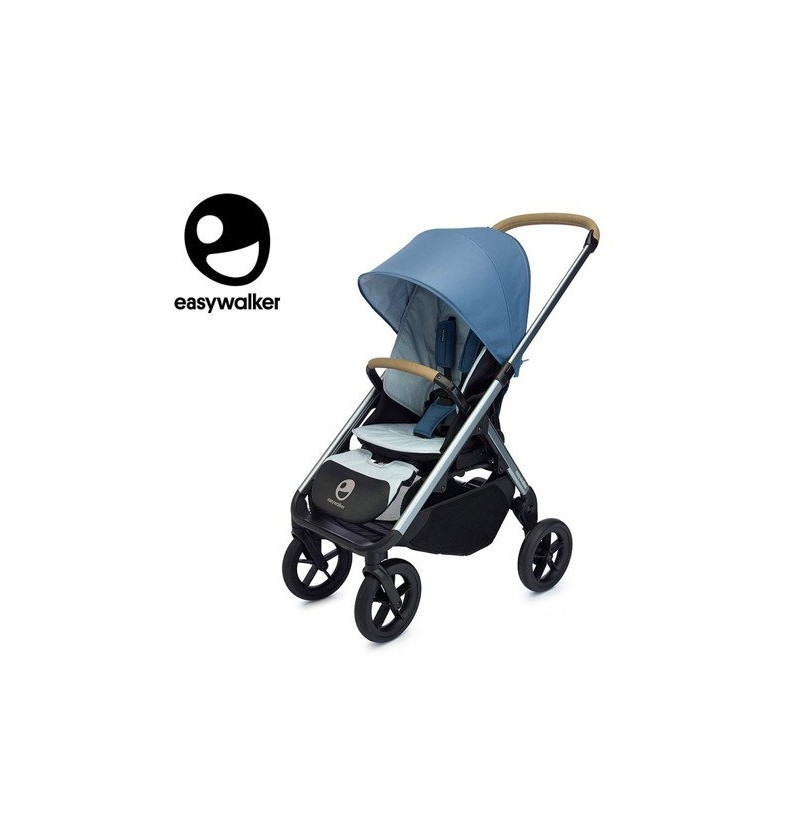 EasyWalker Mosey+ Wózek Spacerowy Steel Blue