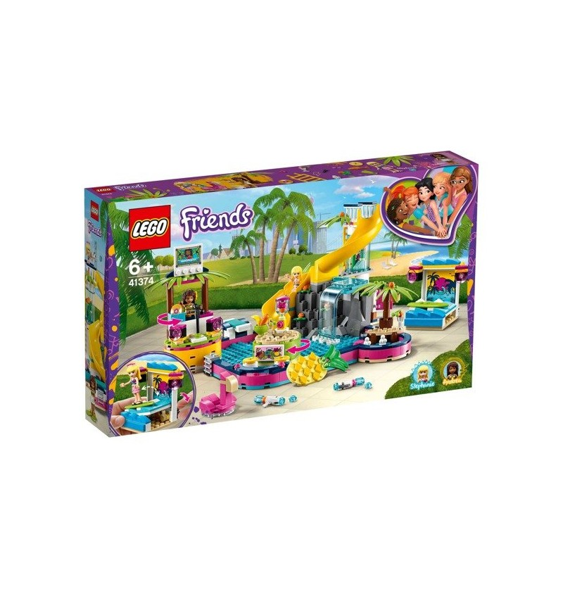 Lego Friends 41374 Impreza...