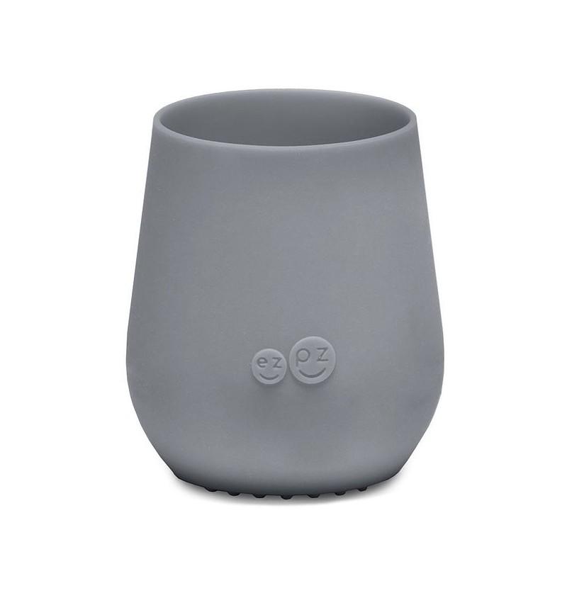 Lassig EUTSG005 EZPZ Silikonowy kubeczek Tiny Cup EZPZ Szary