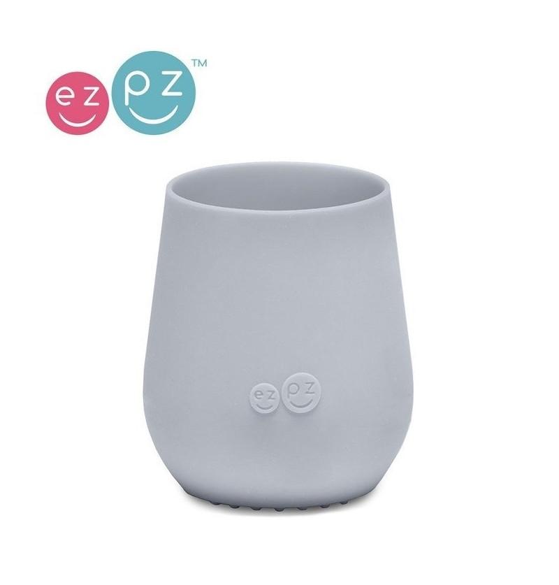 Lassig EUTSP003 EZPZ Silikonowy Kubeczek Tiny Cup Szarość