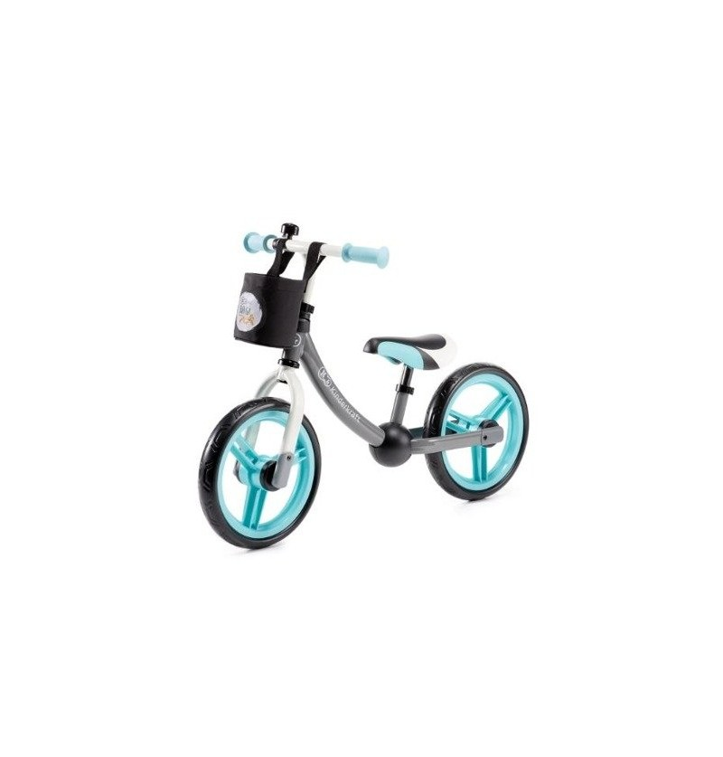 Kinderkraft Rowerek biegowy 2WAY NEXT