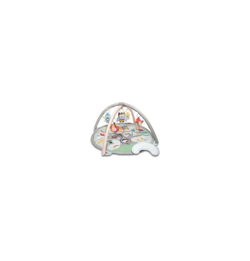 Mata edukacyjna Treetop Grey/Pastel 307275
