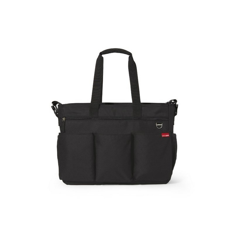 Torba Double Signature Black 230100