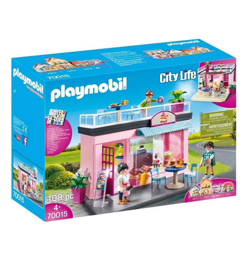 Playmobil 70015 Moja Kawiarnia