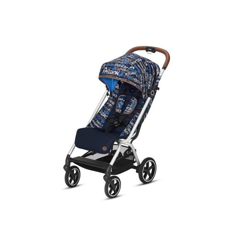 Cybex Eezy S Plus Kolor Trust Blue Wózek Spacerowy