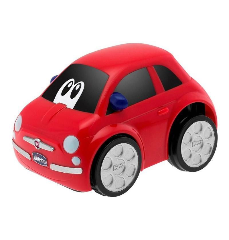 Chicco Fiat 500 Turbo touch czerwony 733107