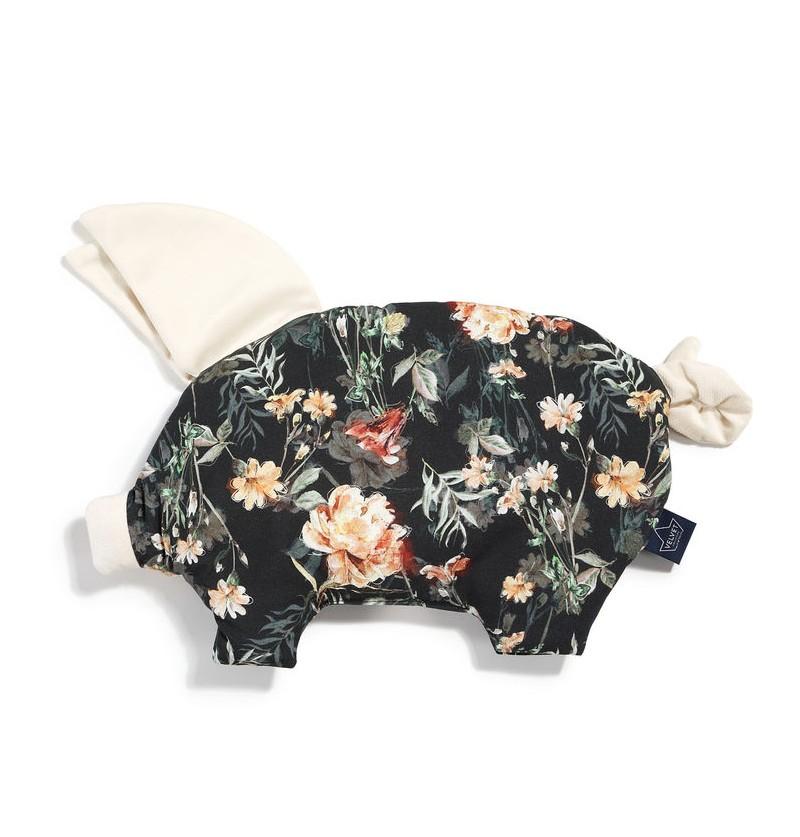 La Millou Sleepy Pig PODUSIA SLEEPY PIG BLOOMING BOUTIQUE NOIR RAFAELLO