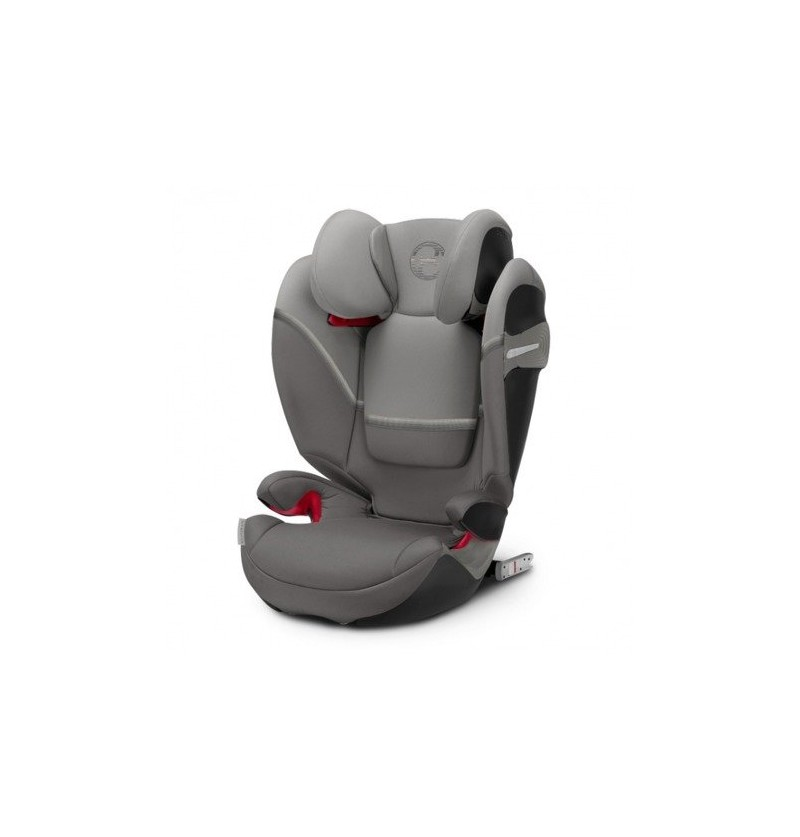 Solution S-Fix Cybex Fotelik Samochodowy 15-36kg 4* ADAC